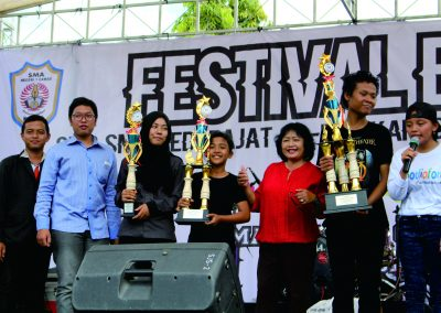 Lomba Band SMP