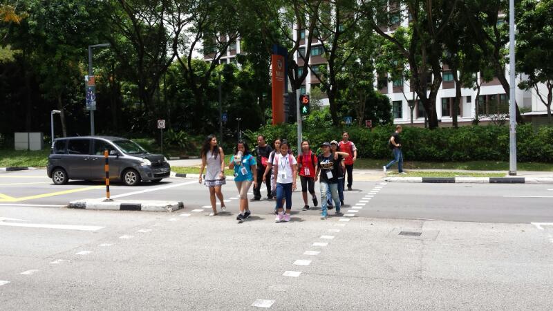 Liputan Spesial : Students Visit to Singapore