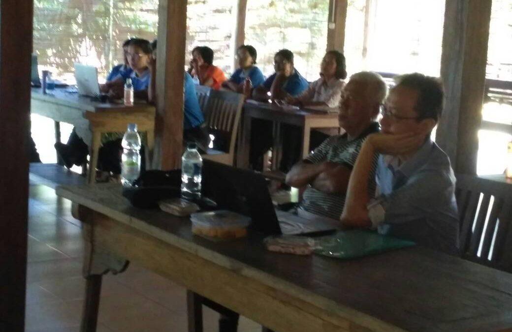 Rapat Kerja Sekolah Krista Gracia