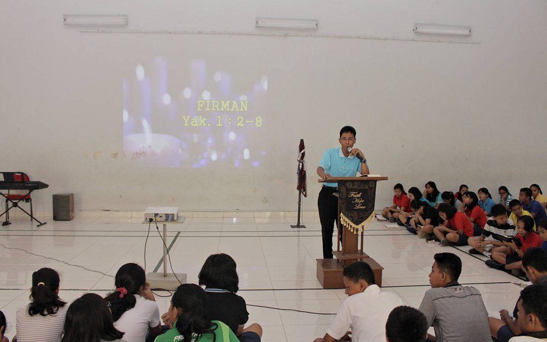 Bidston Persiapan Ulangan Akhir Semester Genap SMP