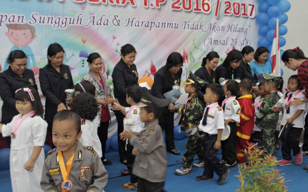Pesta Akhir Tahun Kelompok Bermain Krista Ceria