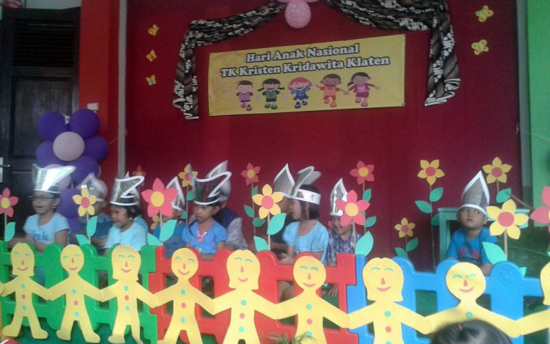 Peringatan Hari Anak Nasional