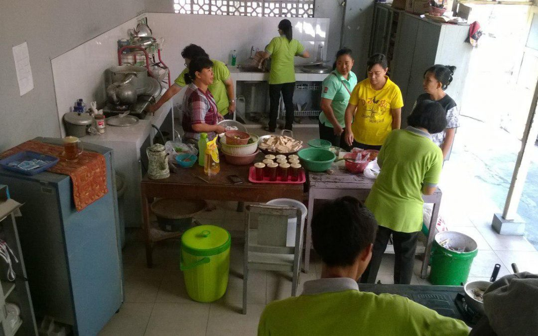 Persiapan FKR 2017: Orangtua Murid Ikut Terlibat