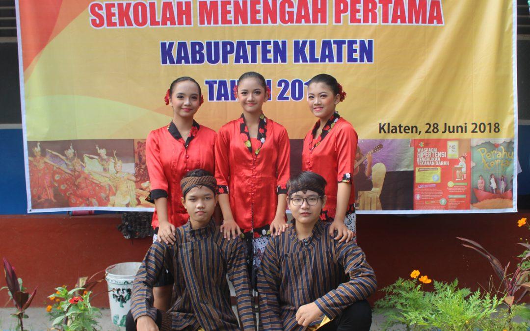 Lomba FLS2N tingkat Kabupaten Klaten