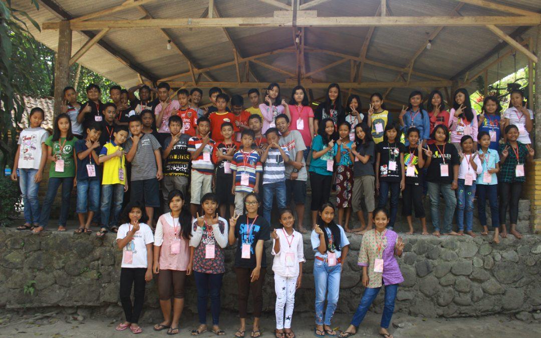 Orientasi Siswa SMP Krista Gracia Klaten