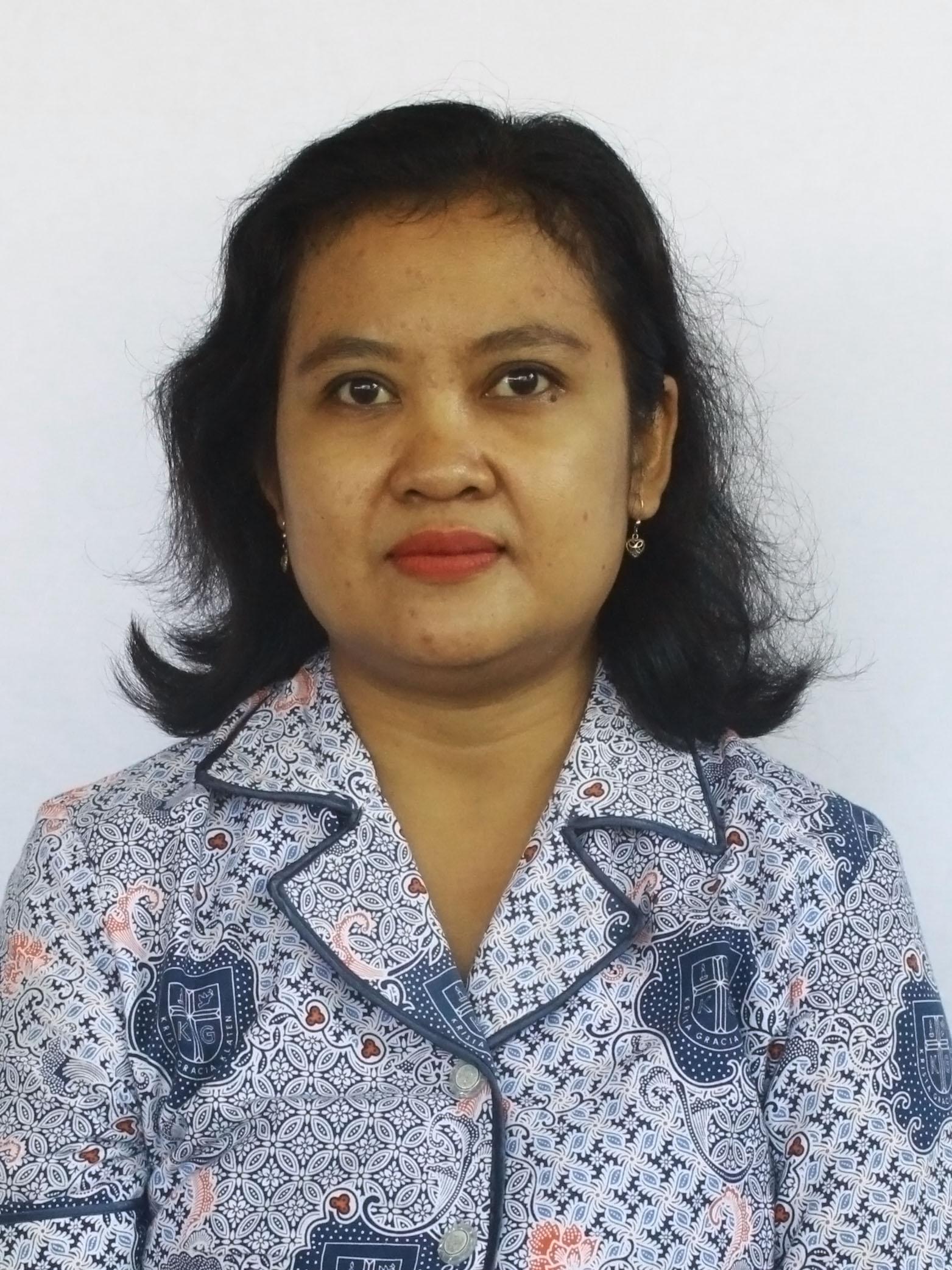 Sri Esthi Rahayu, S.Pd.
