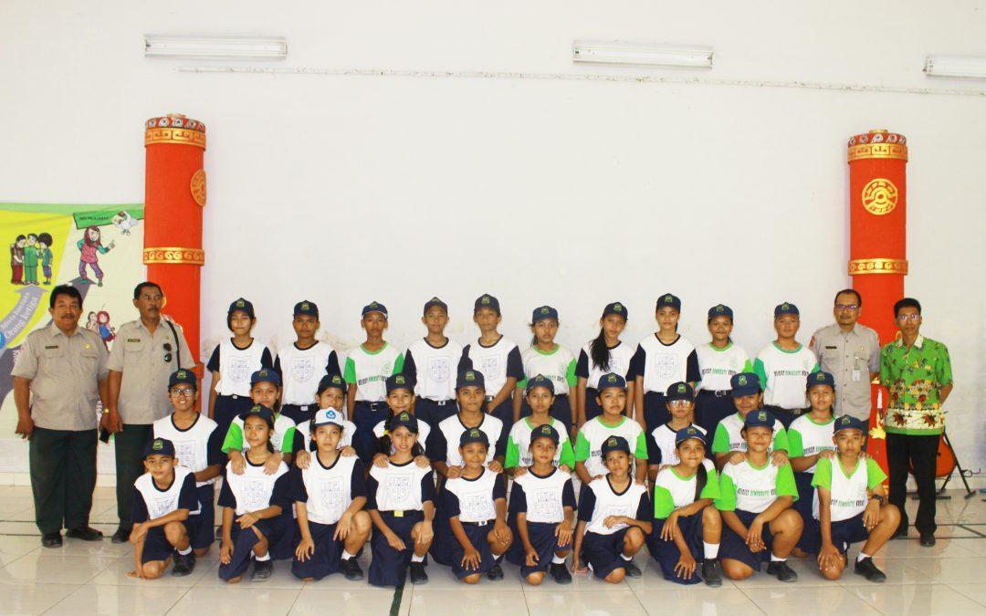 SMP Krista Gracia pendalaman Sekolah Siaga Bencana