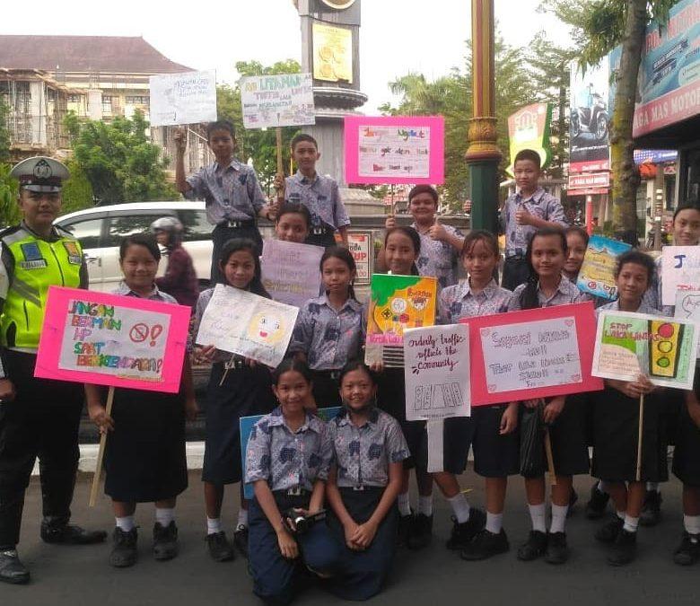 Aksi Kampanye Norma dan Patuh Hukum