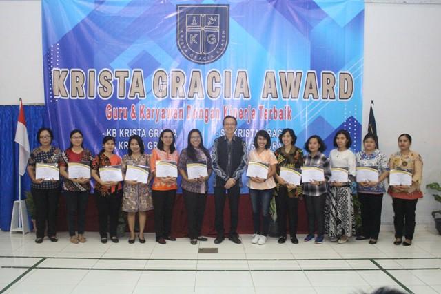 KRISTA GRACIA AWARD 2019